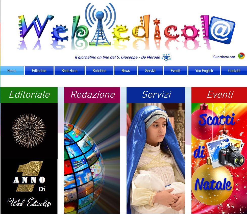 Giornalino on line della Scuola Primaria